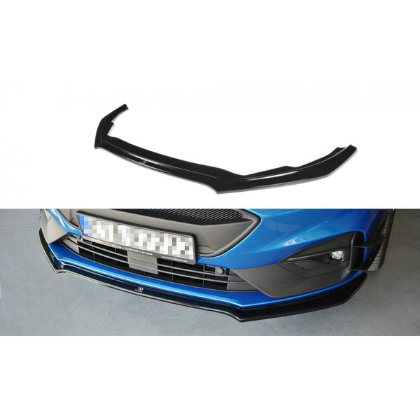 Cup Spoilerlippe Front Ansatz FORD FOCUS MK4 ST-LINE