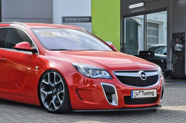 CUP Frontspoilerlippe für Opel Insigia OPC ab Bj. 2009-