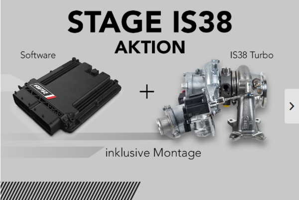 AKTION Stage IS38 + Software